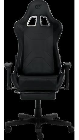 Геймерське крісло GT Racer X-2535-F Black/Carbon Black