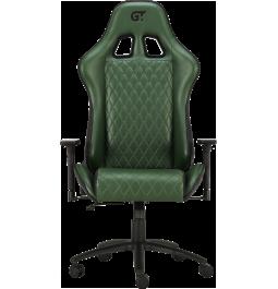 Геймерське крісло GT Racer X-2540 Black/Dark Green