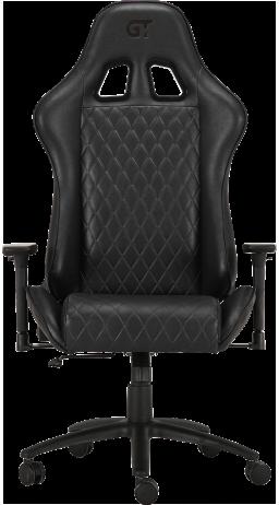 11Геймерське крісло GT Racer X-2540 Black