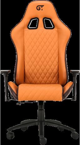 Геймерське крісло GT Racer X-2540 Brown/Orange
