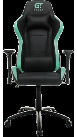 Геймерське крісло GT Racer X-2545MP (Massage) Black/Mint