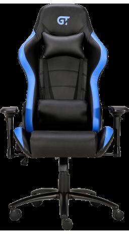 11Геймерське крісло GT Racer X-2546MP (Massage) Black/Blue