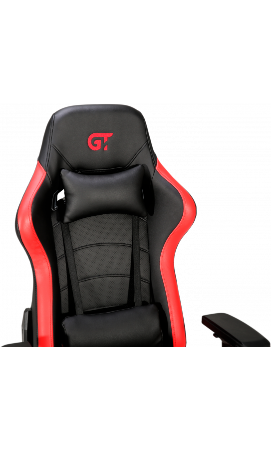 Геймерское кресло GT Racer X-2546MP (Massage) Black/Red