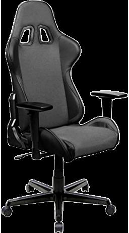 11Геймерське крісло GT Racer X-2550 Fabric Black/Gray