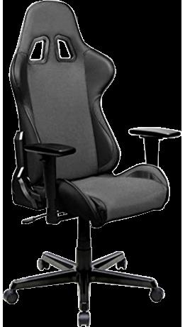 Геймерське крісло GT Racer X-2550 Fabric Black/Gray