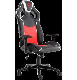 Геймерське крісло GT Racer X-2560 Black/White/Red