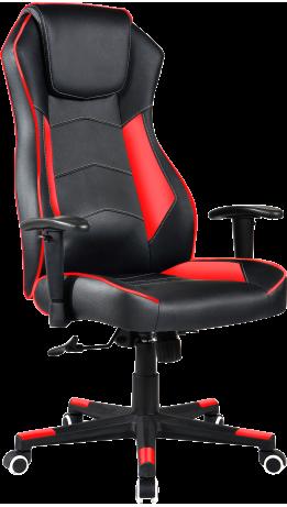 Геймерське крісло GT Racer X-2564 Black/Red