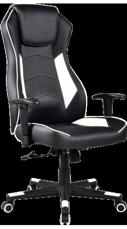 Геймерське крісло GT Racer X-2564 Black/White