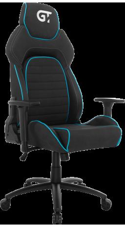 11Gaming chair GT Racer X-2569 Black/Blue