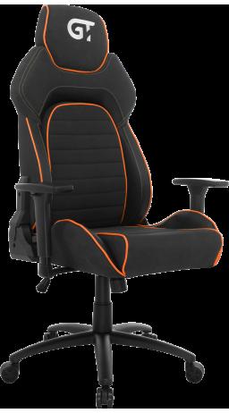 11Gaming chair GT Racer X-2569 Black/Orange