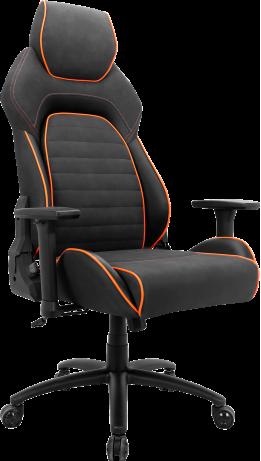 Геймерське крісло GT Racer X-2569 Black/Orange