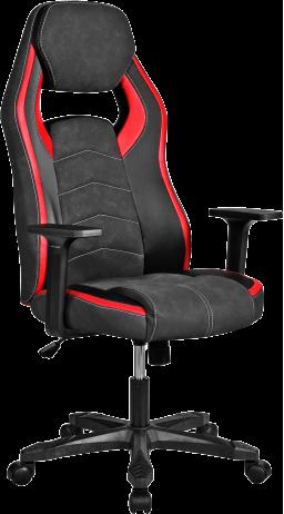 Геймерське крісло GT Racer X-2589 Black/Red