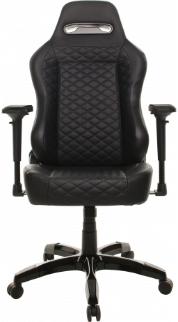 Gaming chair GT Racer X-2604-4D Black
