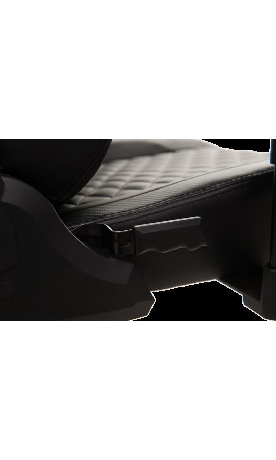 Геймерське крісло GT Racer X-2604-4D Black