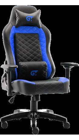 Геймерське крісло GT Racer X-2605-4D Black/Blue