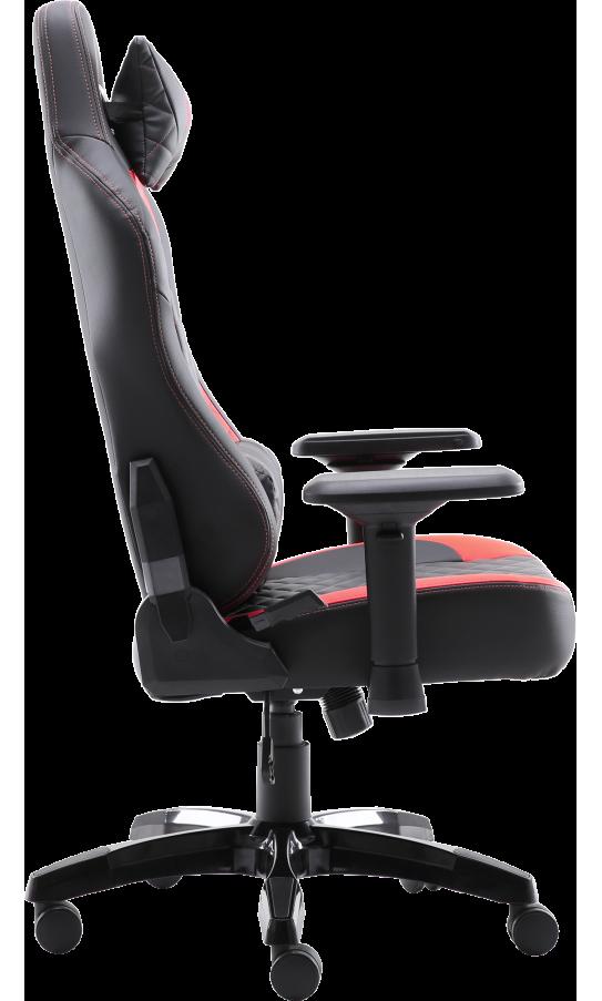 Геймерское кресло GT Racer X-2605-4D Black/Red