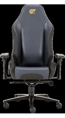 11Геймерское кресло GT Racer X-2610 Ash/Black