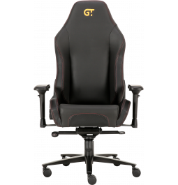 Геймерское кресло GT Racer X-2610 Carbon/Black