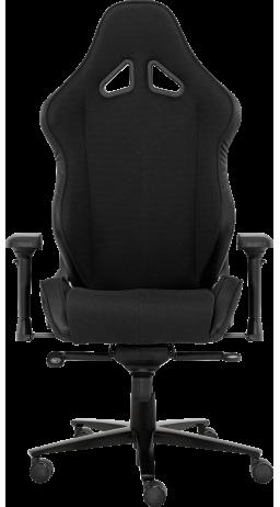 11Геймерское кресло GT Racer X-2612 Black