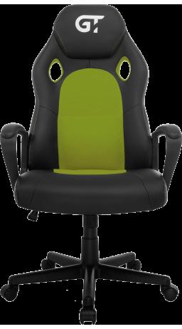 11Gaming chair GT Racer X-2640 Black/Green