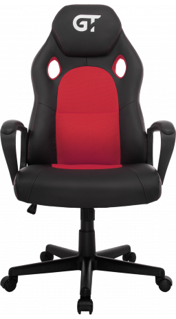 11Gaming chair GT Racer X-2640 Black/Red