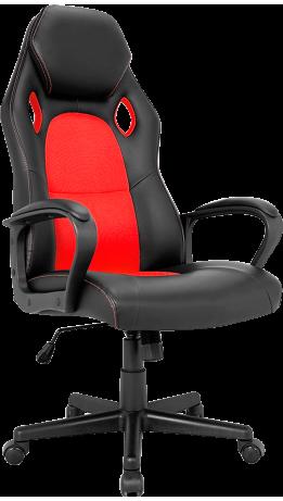 Геймерське крісло GT Racer X-2640 Black/Red