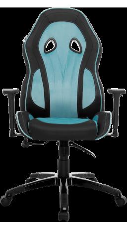11Gaming chair GT Racer X-2645 Black/Blue