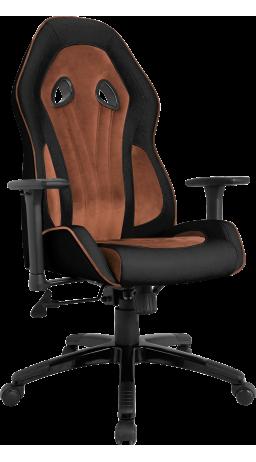 Геймерское кресло GT Racer X-2645 Black/Brown