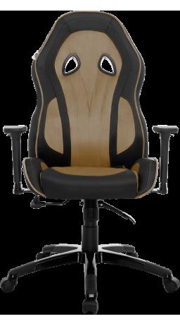 11Gaming chair GT Racer X-2645 Black/Brown