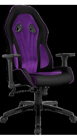 Геймерское кресло GT Racer X-2645 Black/Violet