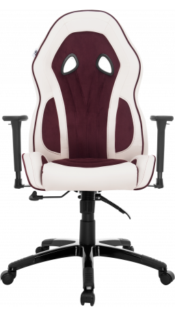 11Gaming chair GT Racer X-2645 White/Red