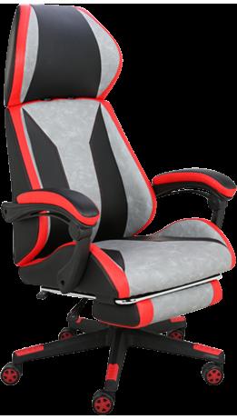 Геймерське крісло GT Racer X-2653 Black/Red/Gray
