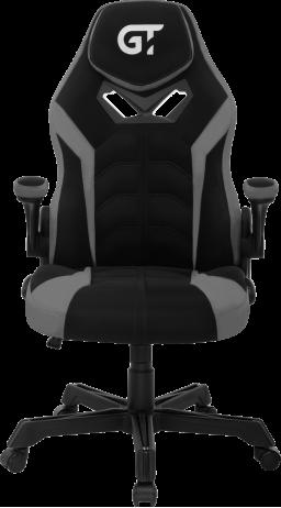 11Gaming chair GT Racer X-2656 Black/Gray