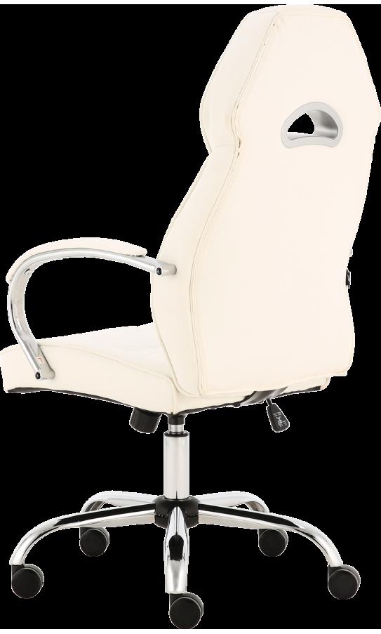 Офісне крісло GT Racer X-2740AB Chrome White