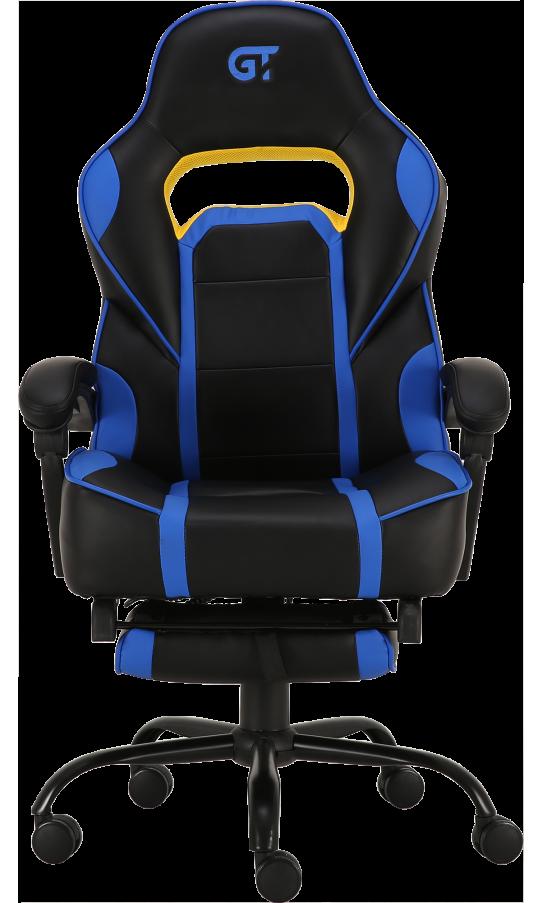 Геймерское кресло GT Racer X-2748 Black/Blue