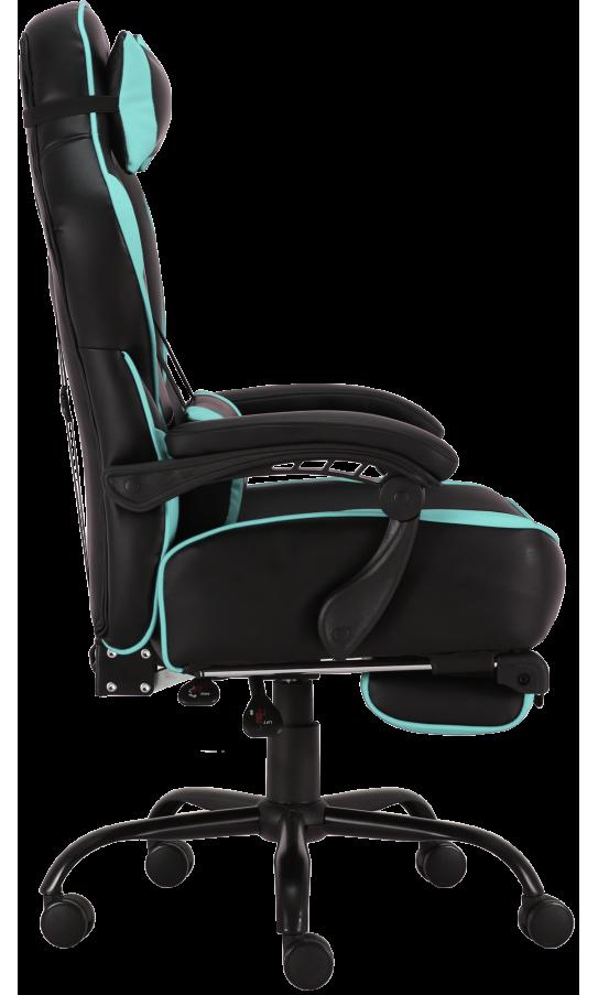 Геймерское кресло GT Racer X-2748 Black/Mint