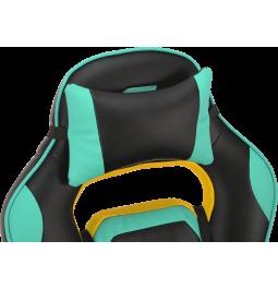 Геймерське крісло GT Racer X-2748 Black/Mint