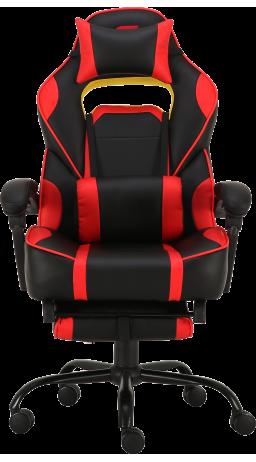Геймерське крісло GT Racer X-2748-1 Black/Red