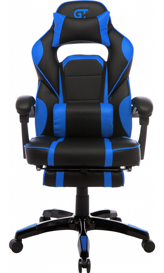 Геймерское кресло GT Racer X-2749-1 Black/Blue