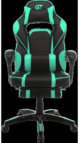 11Геймерське крісло GT Racer X-2749-1 Black/Mint