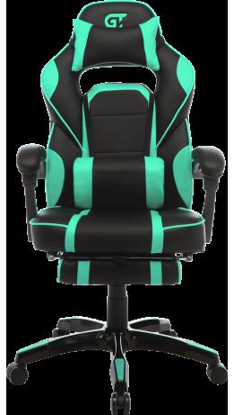 Геймерське крісло GT Racer X-2749-1 Black/Mint