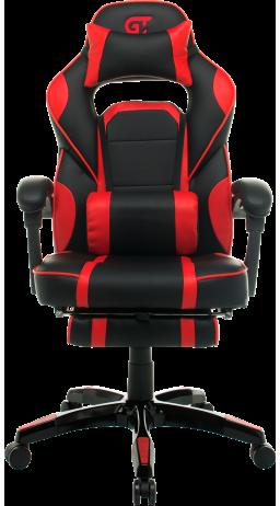 11Геймерське крісло GT Racer X-2749-1 Black/Red