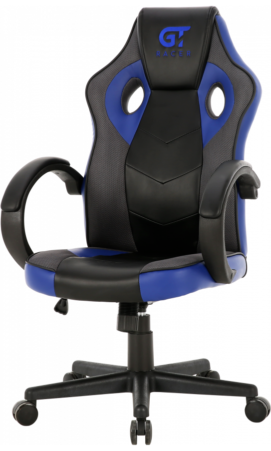 Gaming chair GT Racer X-2752 Black/Blue