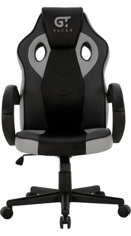 Gaming chair GT Racer X-2752 Black/Gray