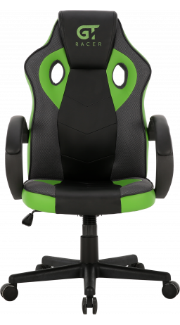 Gaming chair GT Racer X-2752  Black/Green