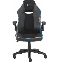 Геймерское кресло GT Racer X-2760 Black/Blue