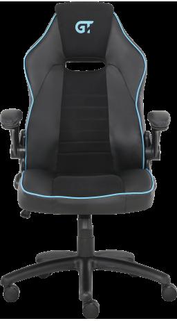 11Геймерське крісло GT Racer X-2760 Black/Blue
