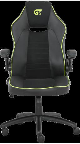 Геймерське крісло GT Racer X-2760 Black/Green