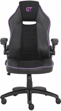 11Геймерське крісло GT Racer X-2760 Black/Violet