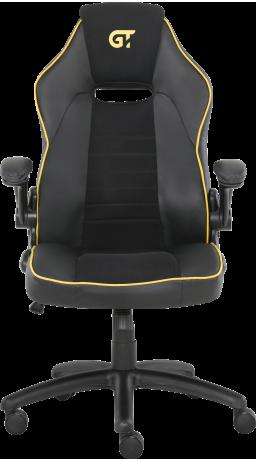 11Геймерське крісло GT Racer X-2760 Black/Yellow